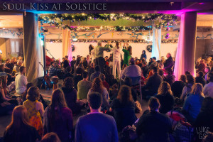 Soul Kiss gathering on Solstice