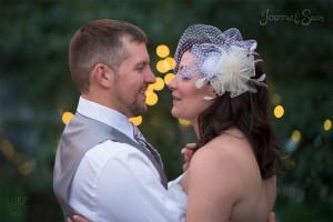 Joanna and Sean first wedding dance