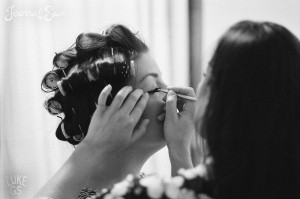 Preparing for the wedding in edmonton