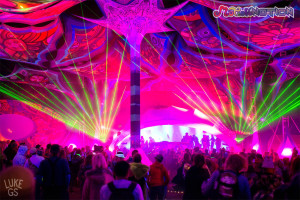 main stage at motion notion festival